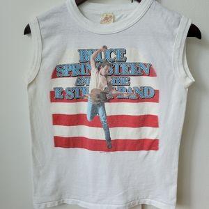 Vintage Springsteen Tour Shirt